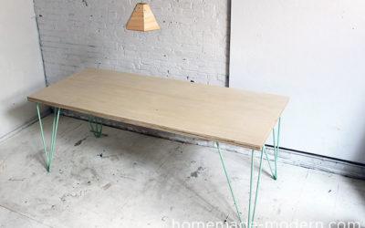 DIY : construisez une étagère avec des chutes de matériaux